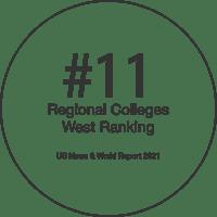 No 11 Regional College West Ranking